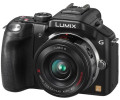 Panasonic Lumix DMC-G5 Kit 14-42 mm PZ schwarz