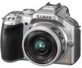 Panasonic Lumix DMC-G5 Kit 14-42 mm (silber) (DMC-G5X-S)