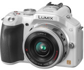 Panasonic Lumix DMC-G5 Kit 14-42 mm (weiß) (DMC-G5X-W)