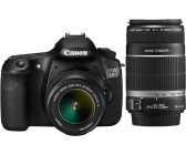 Canon EOS 60D Kit 18-55mm + 55-250mm Canon IS II