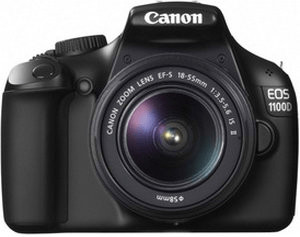 Canon EOS 1100D Kit 18-55 mm [Canon IS II]