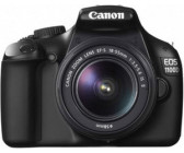 Canon EOS 1100D Kit 18-55 mm [Canon IS II] (schwarz)