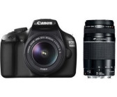 Canon EOS 1100D Kit 18-55 mm + 75-300 mm [Canon IS + Canon DC III]