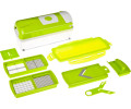 Genius Nicer Dicer Plus Kompakt Set 7 tlg.