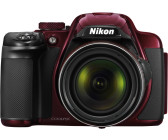 Nikon Coolpix P520 (rouge)