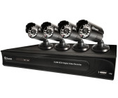 Swann SWDVK-812004F-UK DVR8-1200 8 Channel DVR + 4x PRO-530