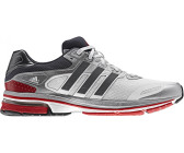 Adidas Supernova Glide 5 running white/vivid red/neo iron metallic