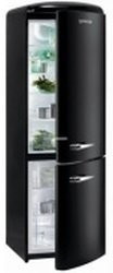 k hlschrank gorenje schwarz tracie a weeks blog. Black Bedroom Furniture Sets. Home Design Ideas