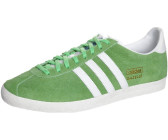 Adidas Gazelle OG green zest/running white/metallic gold