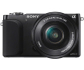 Sony Alpha NEX-3N Kit 16-50 mm (schwarz) (NEX-3NLB)