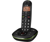 Doro PhoneEasy 105wr Single schwarz