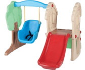 Little Tikes Whimsical Clubhouse Climber and Swing
