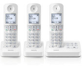 Philips D405 Trio blanc