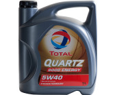 TOTAL Automotive Quartz 9000 Energy 5W-40