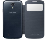 Samsung S-View Cover schwarz (Galaxy S4)