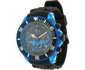 Ice Watch Sili Chrono Big Big black blue (CH.KBE.BB.S.12)