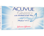 Johnson & Johnson Acuvue Oasys with Hydraclear Plus -12,00 (6 Stk.)