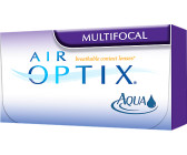 Ciba Vision Air Optix Aqua Multifocal -8,00 (6 pièces)