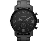 Fossil Nate Steel black (JR1401)