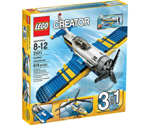 Lego Creator: Aviation Adventures (31011