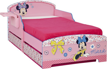 worlds apart minnie mouse kinderbett kinderbett mit schubladen kinderbett preisvergleich. Black Bedroom Furniture Sets. Home Design Ideas