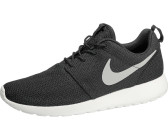 Nike Roshe Run Black/Medium Grey-Gamma Grey-Hyper Blue