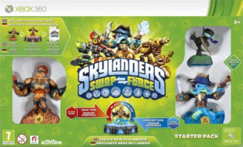 Skylanders: Swap Force - Starter Pack (Xbox 360)
