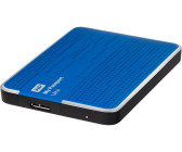 Western Digital My Passport Ultra 1TB blau