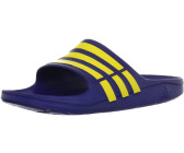 Adidas Adilette Duramo Slide blue yellow