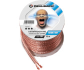Oehlbach Speaker Wire SP-15 - 2 x 1,5mm²