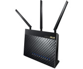Asus Wireless Dualband AC1900 Router (RT-AC68U)
