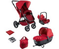 Concord Wanderer Travel-Set 2013 Red