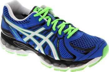 asics nimbus gel 15 blue green silver