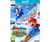 Mario & Sonic at the Olympic Winter Games: Sochi 2014 (Wii U)