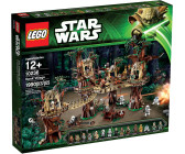 Lego Star Wars - Le village Ewok (10236)