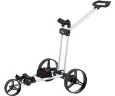 KB-Golf Flat Cat Elektro-Trolley Silver