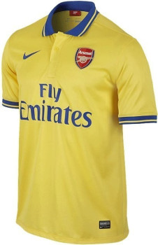 Nike FC Arsenal Away Trikot 2013/2014