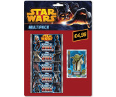 Topps Star Wars Force Attax Serie 4 - Multipack