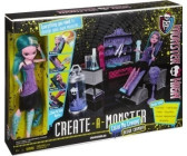 Mattel Monster High Create-A-Monster Designkammer