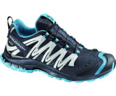 Salomon XA Pro 3D Ultra 2 GTX deep blue/light grey/fluo blue