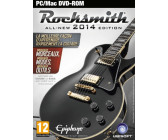 Rocksmith 2014 + cable (PC/Mac)