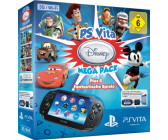 Sony PlayStation Vita 3G/Wi-Fi + PS Vita Disney Mega Pack + Speicherkarte 8GB
