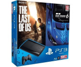 Sony PlayStation 3 (PS3) Super slim 500GB + The Last of Us + Gran Turismo 6: Anniversary Edition
