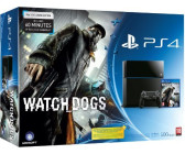 Sony PlayStation 4 (PS4) 500GB + Watch Dogs