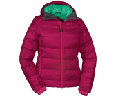 Jack Wolfskin Svalbard Jacket Women Beetroot Red