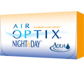 Ciba Vision Air Optix Aqua Night & Day +/-0.00 (6 pcs)