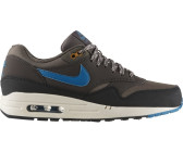 Nike Air Max 1 Essential smoke/tropical teal/gold suede/deep smolder