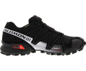 Salomon Speedcross 3 GTX black/black/silver metallic-x