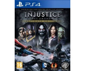 Injustice: Gods Among Us - Ultimate Edition (PS4)