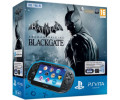 Sony PlayStation Vita 3G/Wi-Fi + Batman: Arkham Origins - Blackgate + Carte mémoire 4 Go